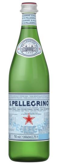 вода S.Pellegrino