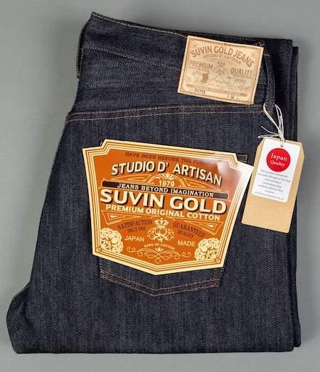 джинсы из Японии