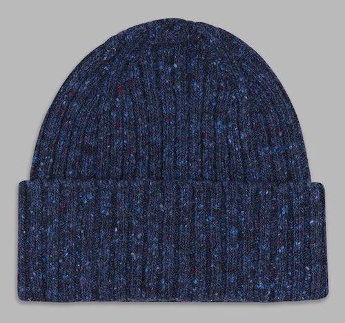 шапка Drake's мериносовая шерсть
