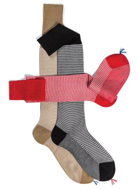 Bresciani knee high socks