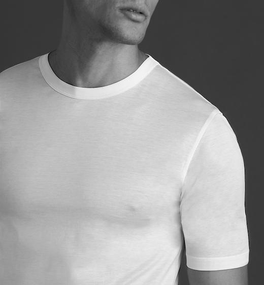 Bresciani - white t-shirt